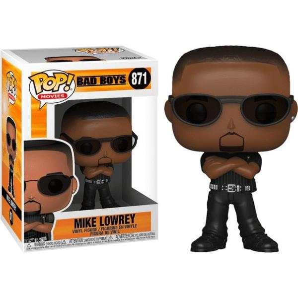 Bad Boys Mike Lowrey Pop!