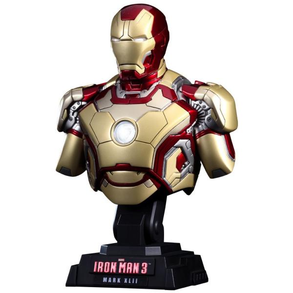 Iron Man 3 Mark 42 Bust