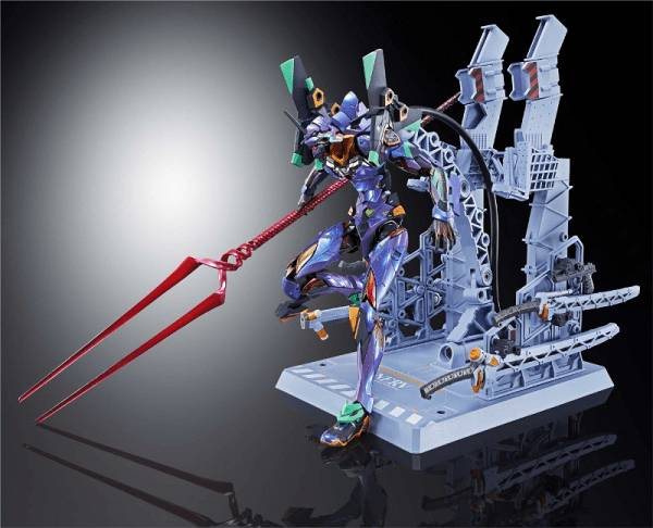 Metal Build Eva-01 2020 Test Type