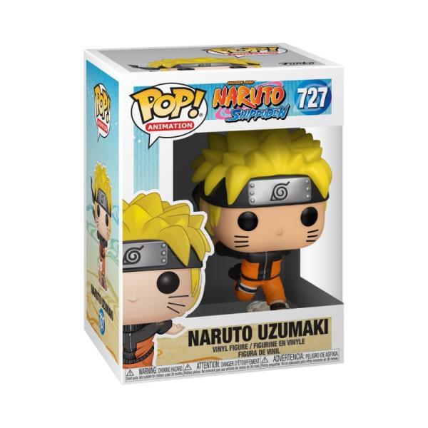 Naruto Running Pop!