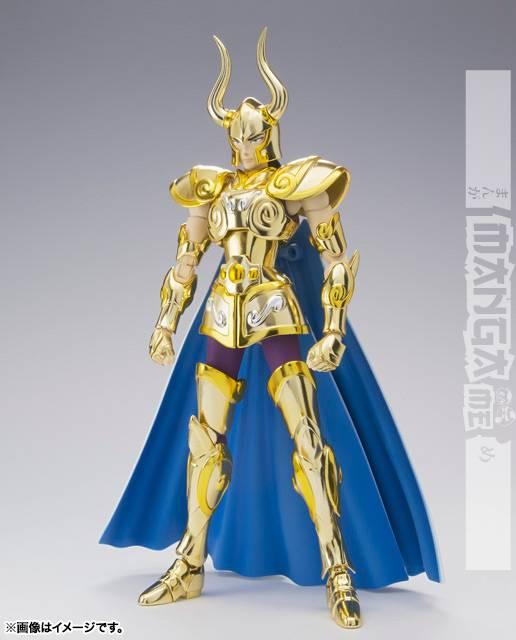 Saint Seiya Myth Cloth Ex Gold Capricorn Shura