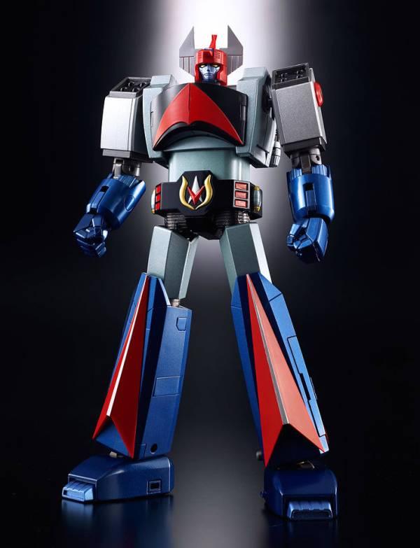 Soul Of Chogokin Gx-62 Danguard Ace
