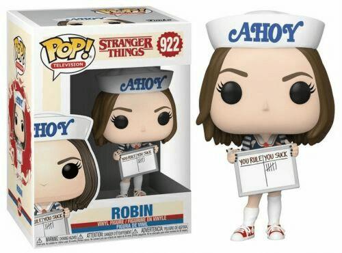 Stranger Things Robin Pop!
