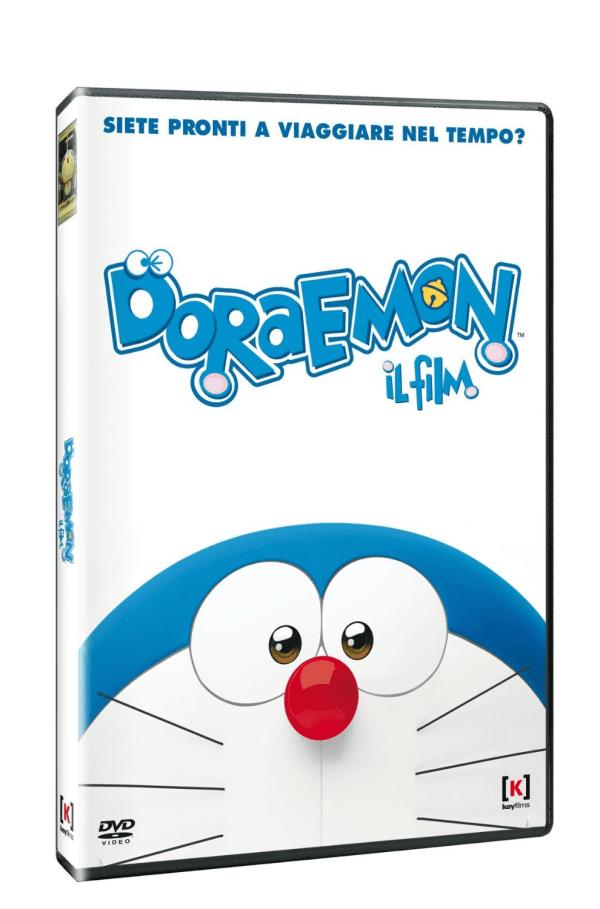 Doraemon il film dvd su mangame