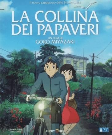 La Collina Dei Papaveri Blu-ray