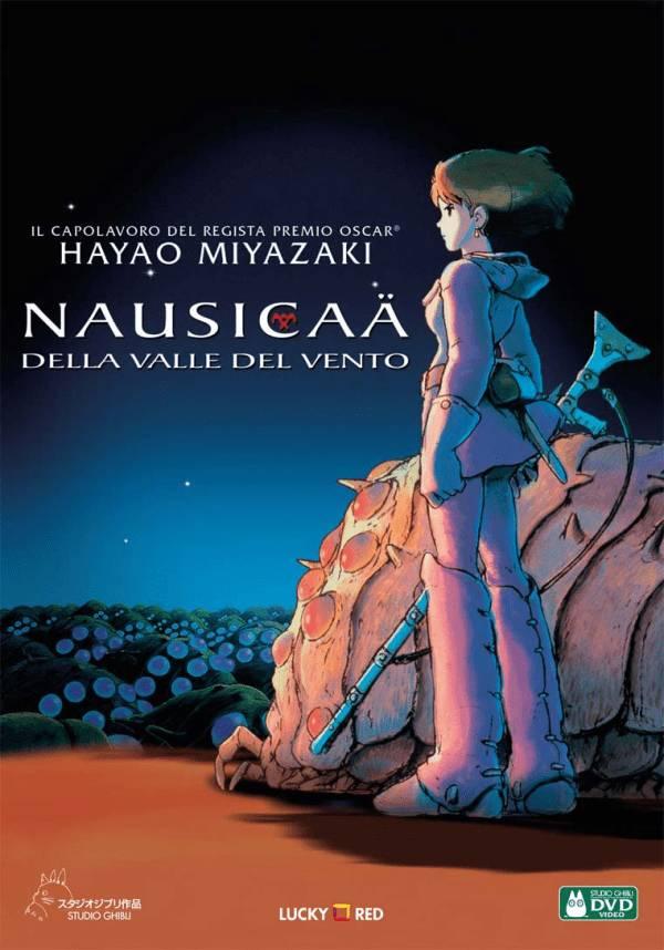 Nausicaa Della Valle Del Vento ( Dvd )