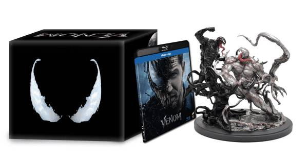 Venom ( Ltd Ce) ( Blu-ray + Statua)