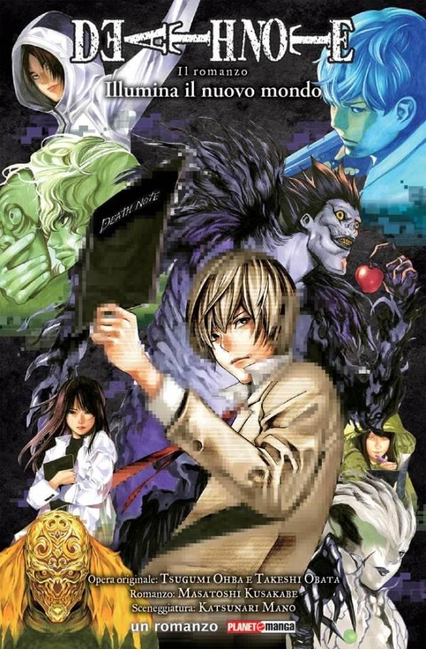 Death Note Illumina Il Mondo