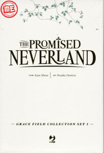 The Promised Neverland Grace Field Collection Set 1