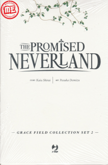 The Promised Neverland Grace Field Collection Set 2