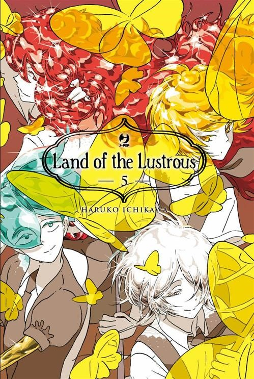 Land Of The Lustrous 5