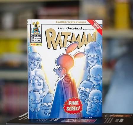 Copertina articolo: COMUNICAZIONE RAT-MAN COLLECTION 122
