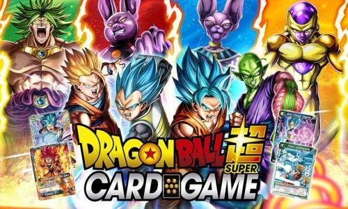 Copertina articolo: DRAGON BALL SUPER  CARD GAME: ORDINA LE TUE CARTE!