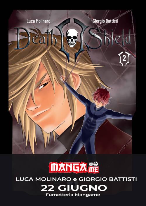 Copertina articolo: Death Shield 2