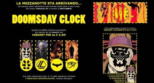 Copertina articolo: DOOMSDAY CLOCK