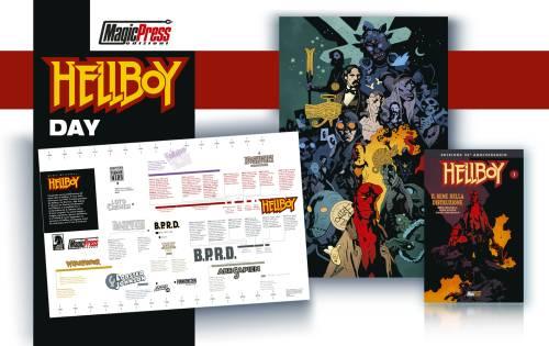 Copertina articolo: Hellboy 25th Anniversary