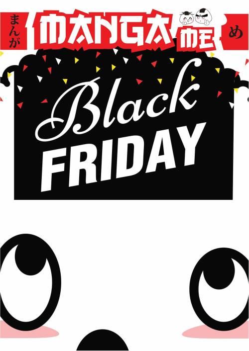 Copertina articolo: Black Week targato MangaMe